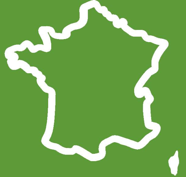 carte france travaux agricoles